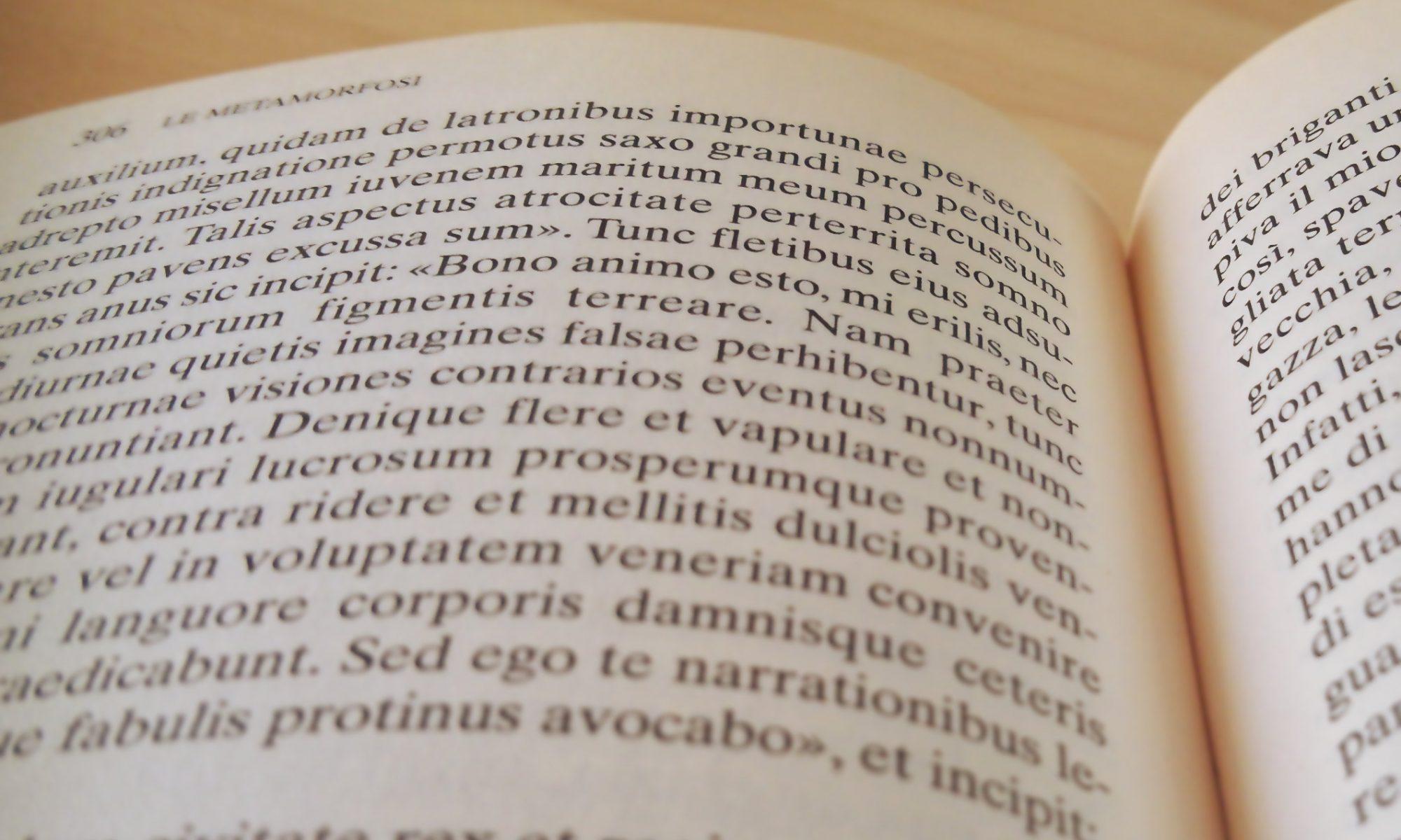 Corso pratico di latino